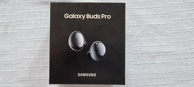 Słuchawki Samsung Galaxy BUDS Pro Fabrycznie Nowe Zaplombowane