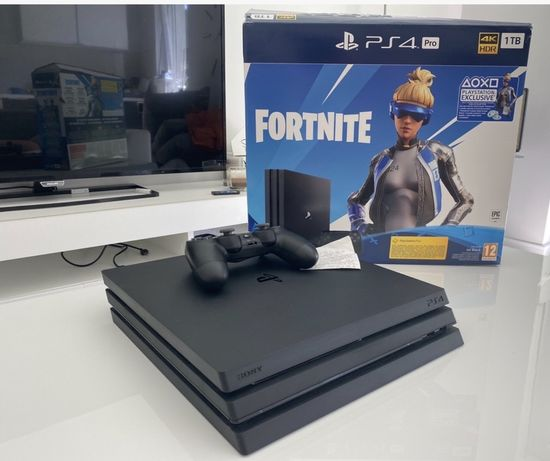 Konsola PS4 PRO 1TB Play Station CUH7216 IGŁA 100% GWAR 07.12.2021