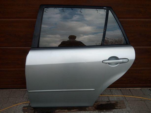 Mazda 6 Kombi GY 02-07 - Drzwi tył tylne lewe kpl. 25H