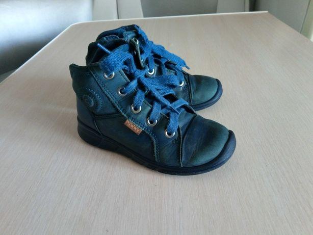 Кроссовки полуботинки туфли мокасины ecco екко ессо размер 26