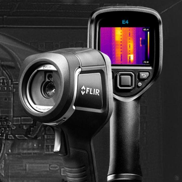 Kamera termowizyjna Flir E4 - zamiana za MacBook Air Łańcut - image 1