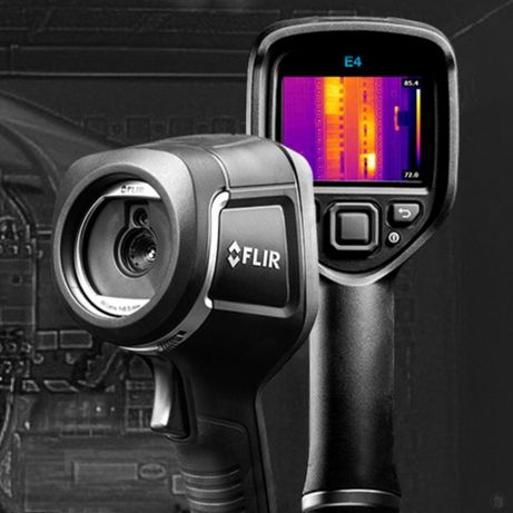 Kamera termowizyjna Flir E4 - zamiana za MacBook Air