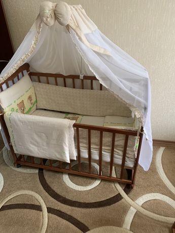 Комплект постельного белья для новорождённых Bepino