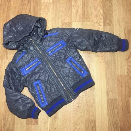 Бесплатно курточка деми 110 рост