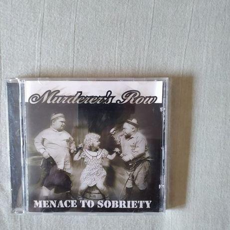 Murderer's Row - Menace To Sobriety skinhead/oi/street punk