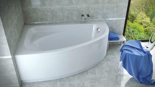 Акриловая ванна Cornea 140х80 150х100