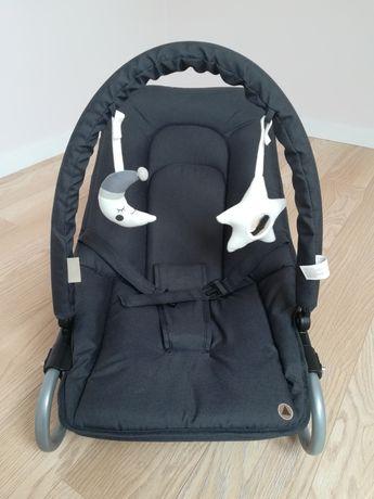 Leżaczek-Bujaczek dla niemowląt