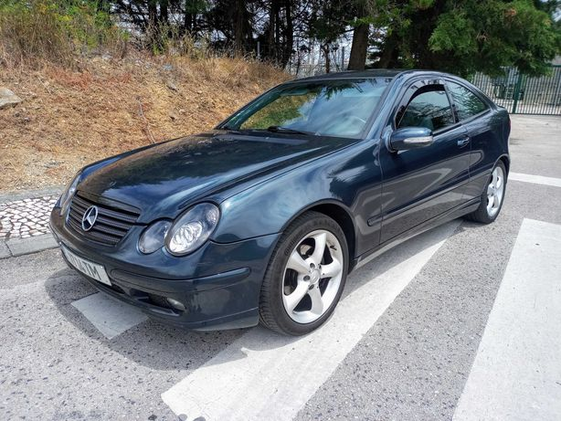 Mercedes c220 cdi coupe