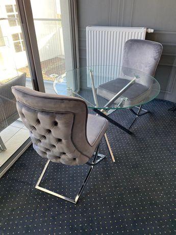 Krzesła w zestawie ze stołem/lub bez