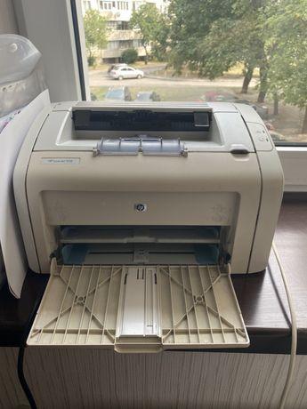 Принтер LaserJet 1018