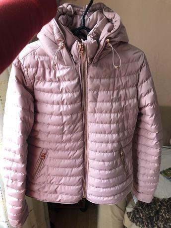 Куртка розовая Tokyo Laundry 38 теплая