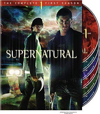 Supernatural temporada1