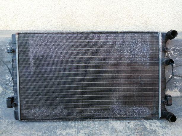 Радиатор VALEO (853497 T) для VW, SEAT, SKODA, AUDI оригинал