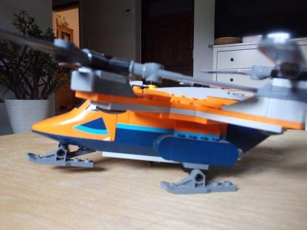 Lego Arctic 2 kompletne pojazdy.