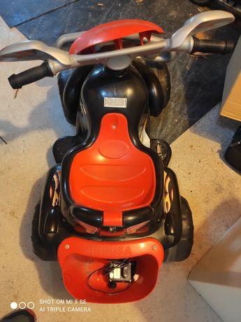Moto elétrica criança