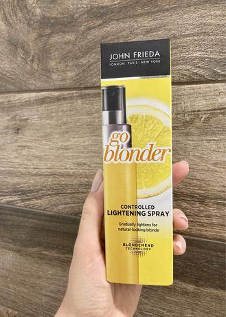 Sprej spray rozjasnuajacy John Frieda go blonder nowy