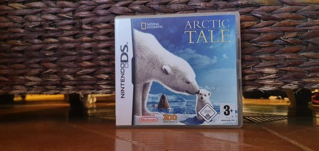 """""""Artic Tale"""" Jogo Nintendo DS"""