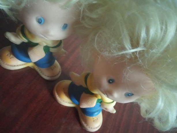 Советские резиновые игрушки