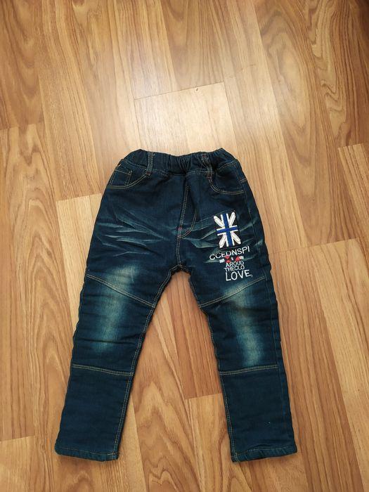 Теплые джинсы для мальчика Кременчуг - изображение 1