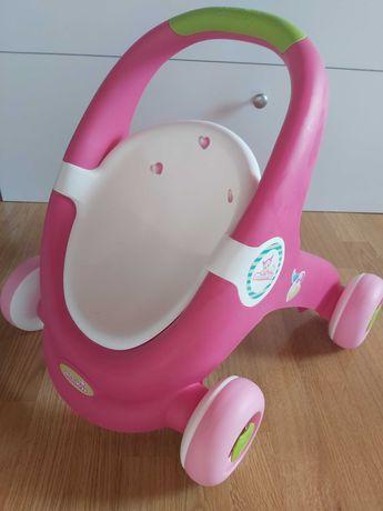 Wózek dla lalek pchacz, MiniKiss