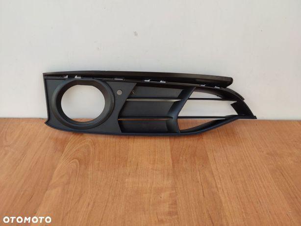 BMW 3 F34 GT kratka zderzaka prawa ramka halogenu JR