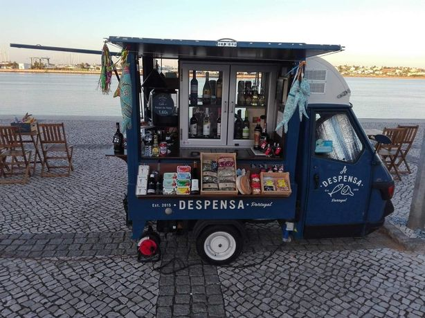 Mota Streetfood Piaggio Ape 50