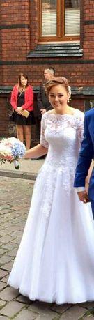 Suknia ślubna roz 38 do 42