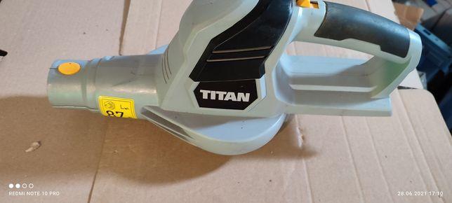 Titan dmuchawa do liści dmuchawa akumulatorowa titan