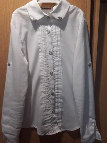 Стильная блузка-рубашка