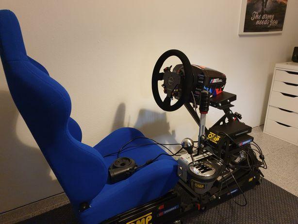 OPORTUNIDADE Simulador Thrustmaster TOPO GAMA NOVO