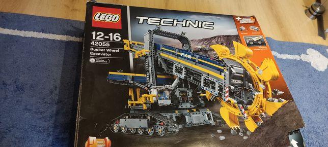 LEGO technic koparka Górnicza  42055