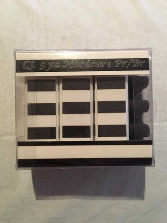 kit de manicura com 5 peças