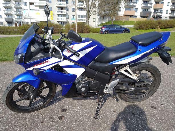 Honda CBR 125 R 2009