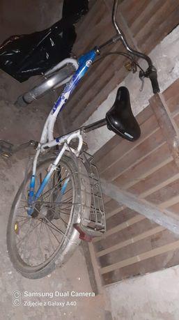 Rower miejski damkę Sprzedam lub zamienię