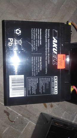 Akumulator zelowy Akuell 12V 44Ah 20HR