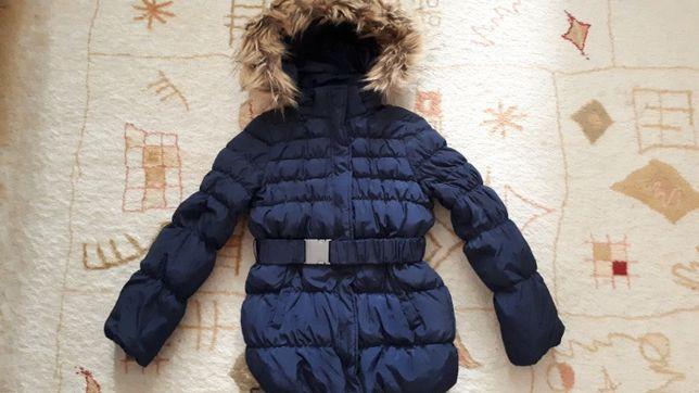 Куртка пуховик MEXX на возраст 8-9 лет (128-134 см)