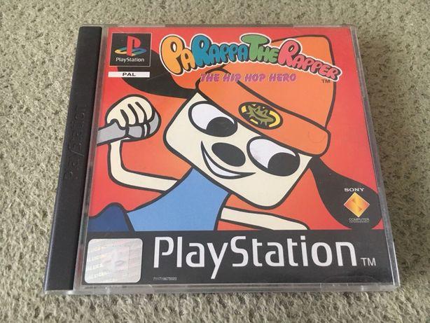 Parappa The Rapper***Playstation 1***Unikat