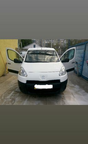 Peugeot Partner груз. 2012