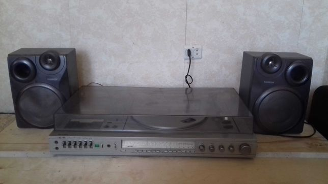 National Panasonic SG-4000 COMBO Gramofon magnetofon tuner wzmacniacz