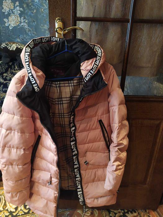 Куртка зимняя женская Макеевка - изображение 1