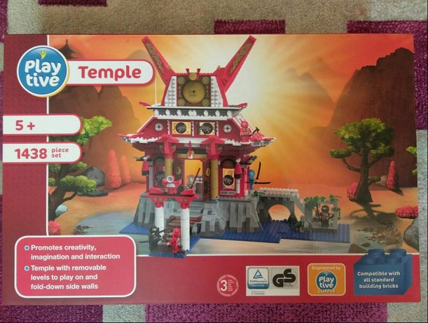 playtive clippys temple