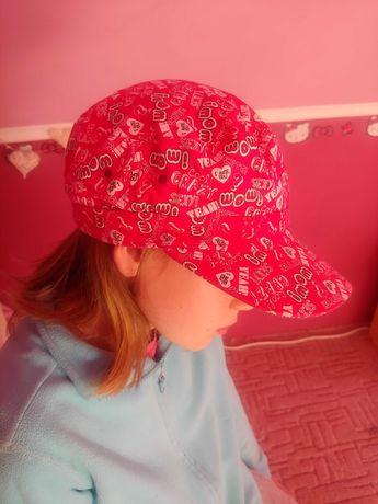 czapka z daszkiem kaszkietówka wiosenna super