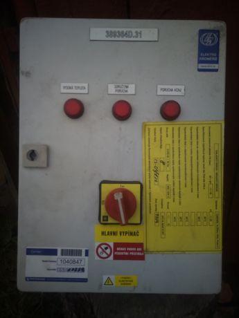 Електричний щит холодильних установок