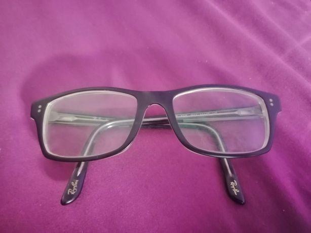 Armação de óculos Ray-Ban cor preta