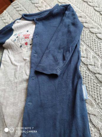 Pajacyk, piżamka coccodrillo rozmiar 68