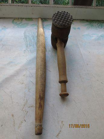 Качалка і молоток для відбивання мяса