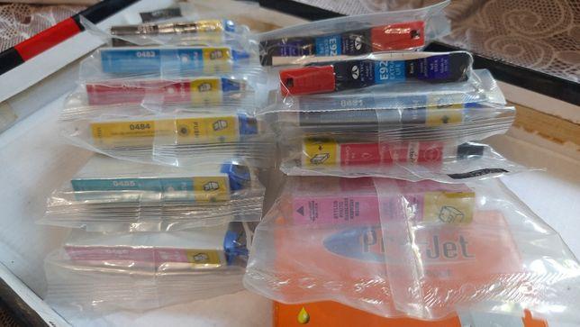 Картриджи Epson R200/R340/RX620 T0483,T0484,T0482,T0485,T0481,ТО486