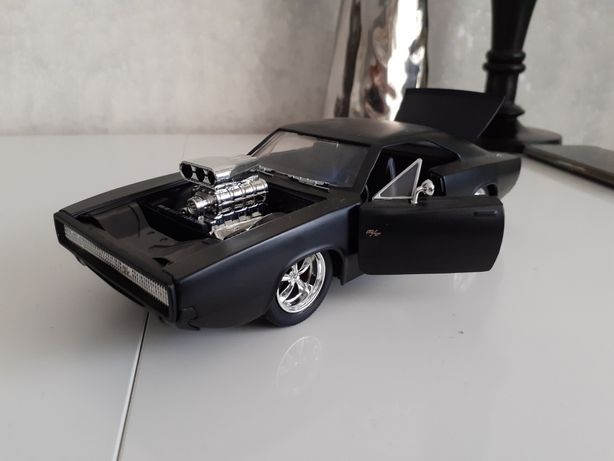 Model Dodge charger fast&furious