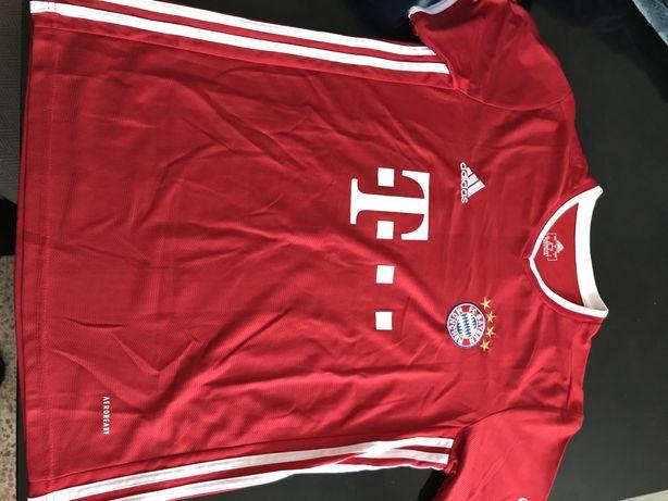 Camisola Bayern Munique Lewandowski