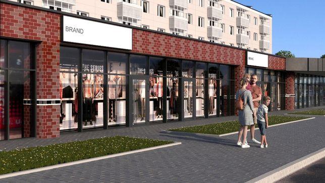 Продажа фасадного помещения в центре Днепра.